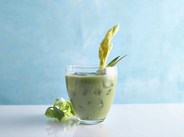 Feeling Light Smoothie that speeds up your metabolism