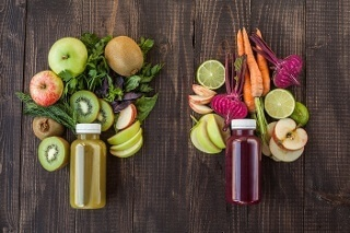 Raw Foods and smoothies