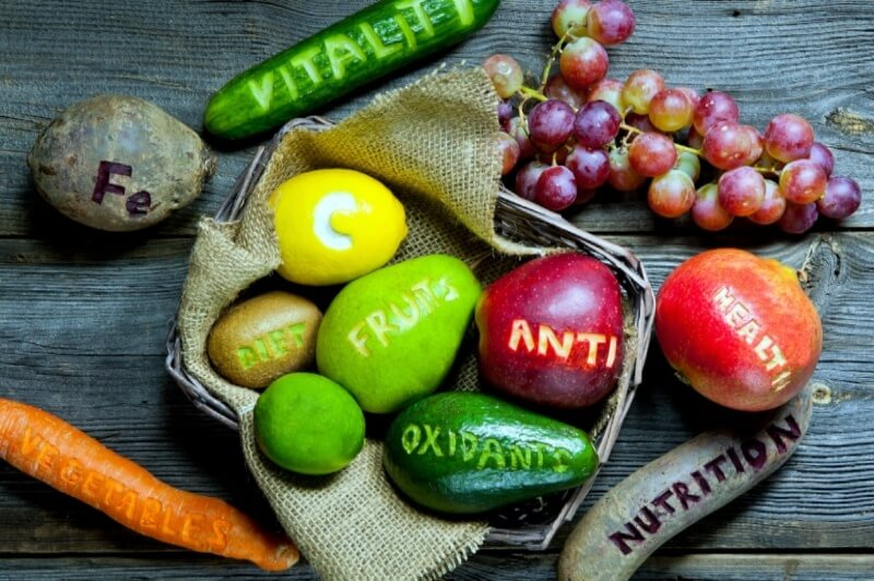 Raw foods and benefits