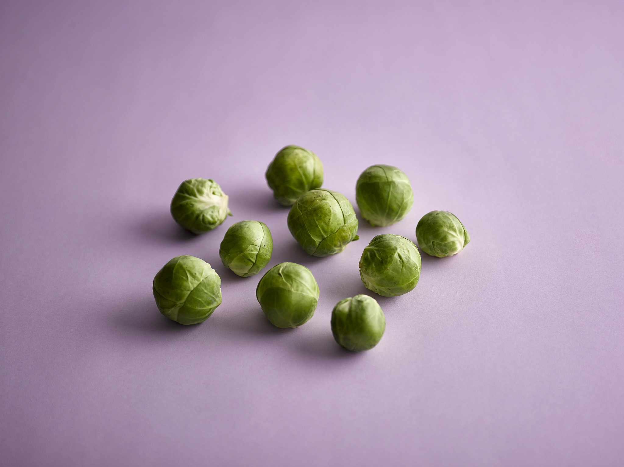 A bowl of sprouts