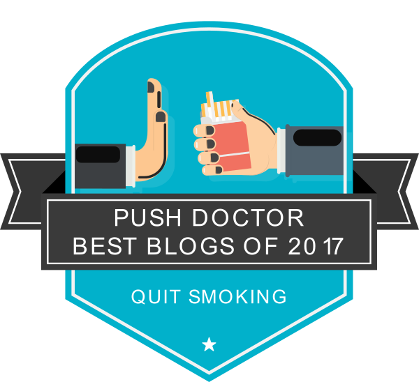 push doctor best blogs of 2017 shield