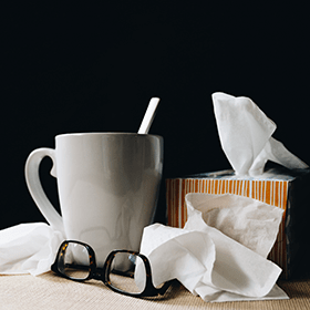 Signs of a cold featured