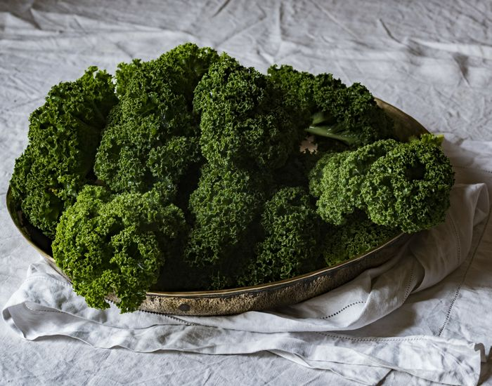 Kale can help with UTI treatment