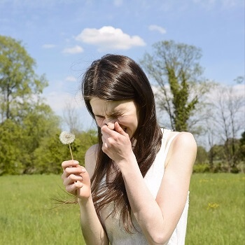 symptoms of hay fever