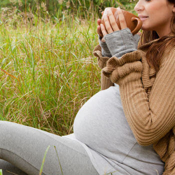 Not smoking while pregnant is good for your child