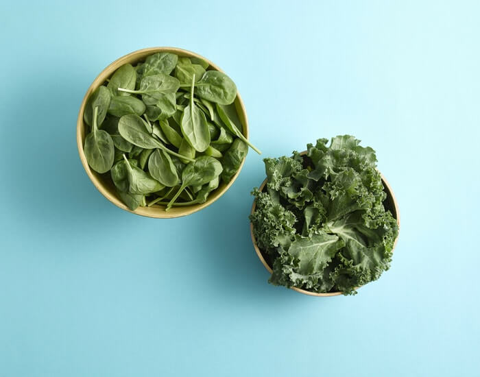spinach is a source of polyphenol