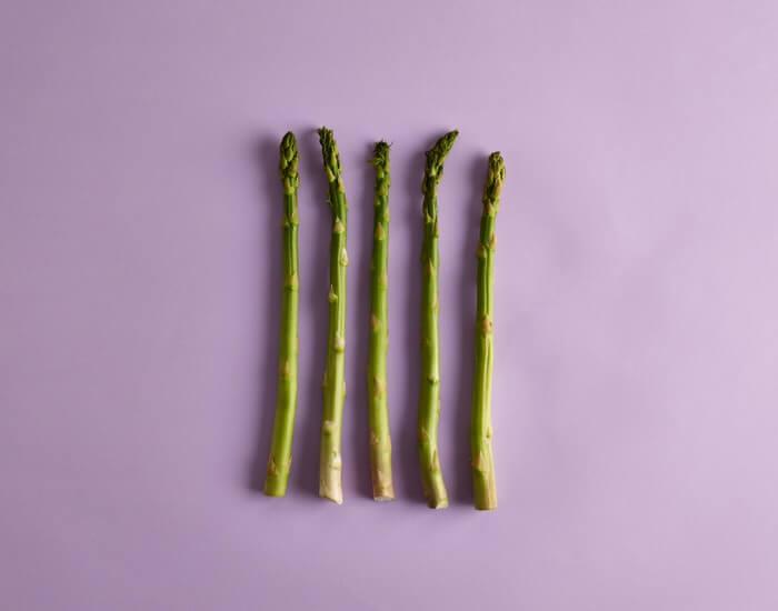 prebiotic asparagus
