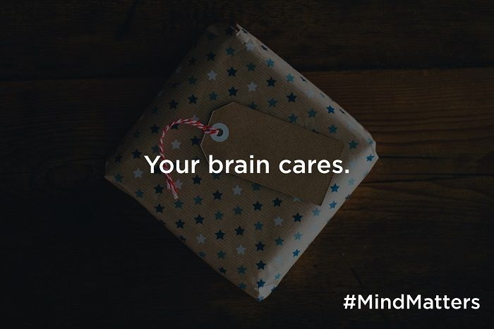 Your brain cares