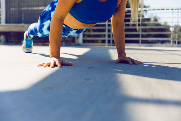 fitness trends body weight