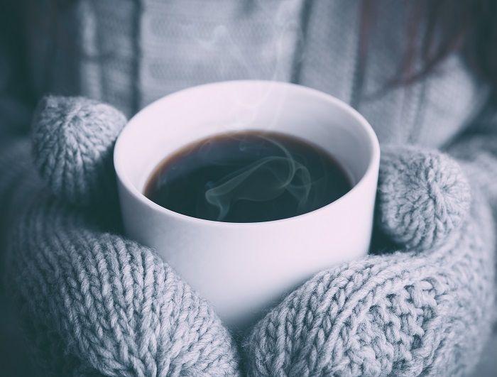 Cup of black tea