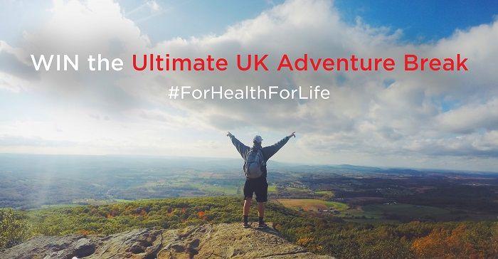 Win our Ultimate Adventure Break