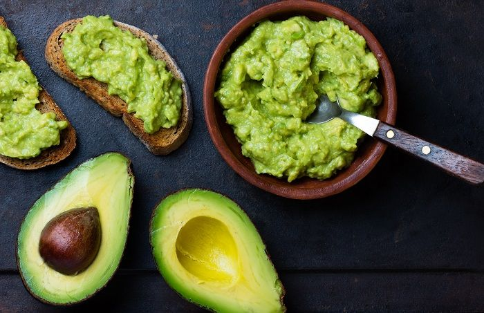 Avocado is an example of a 'good fat'