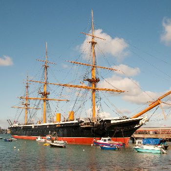 Portsmouth ship