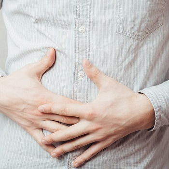Gastritis caused by inflammation