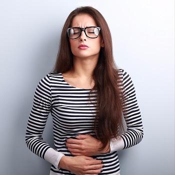 UTI Symptoms in a woman