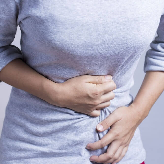 Gastroenteritis symptoms