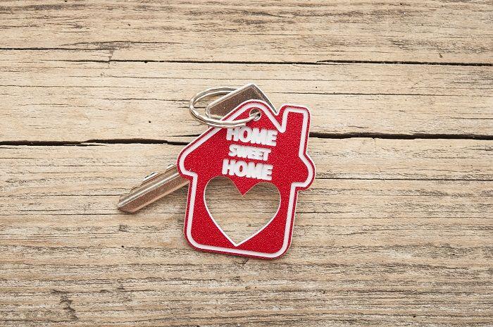 Keys to home