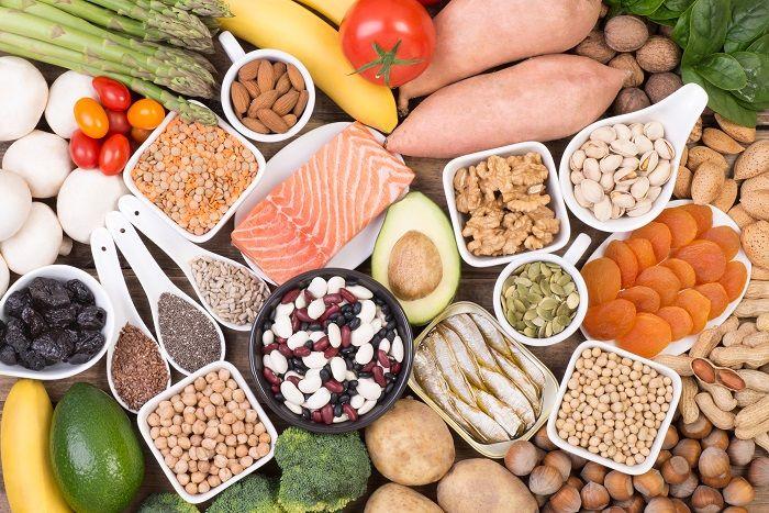 Potassium-rich foods