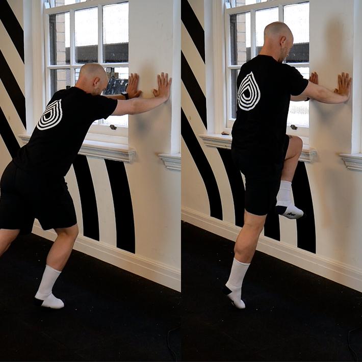 wall-knee-drive