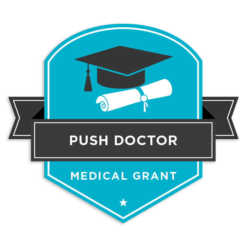 Push Doctor Grant Shield