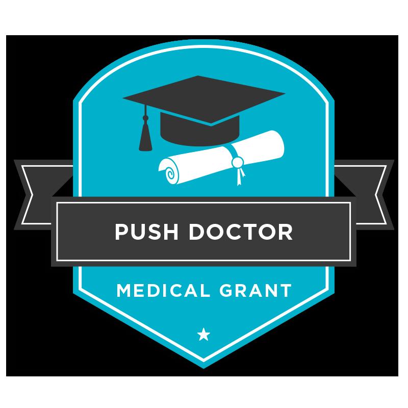 Push Doctor Grant Shield