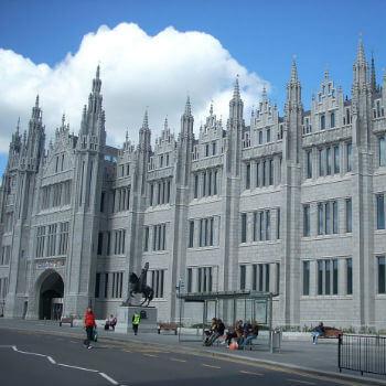 Aberdeen town centre