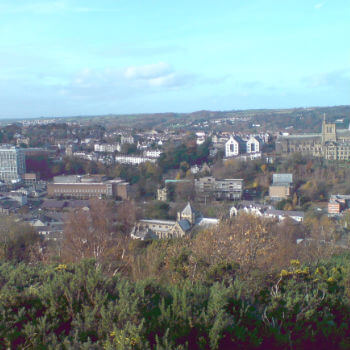 A view over Bangor