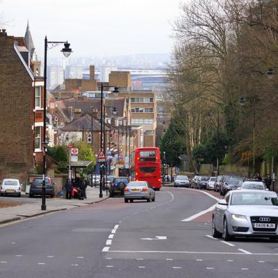 Homerton in London