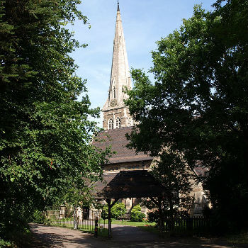 Selly Oak church