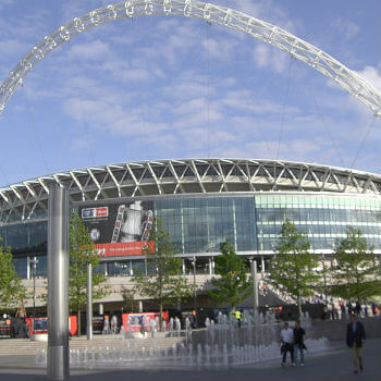 Wembley Stadium, Brent