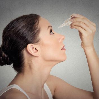 Keratitis treatment