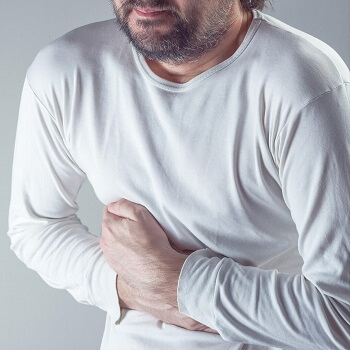 Gastroenteritis symptoms
