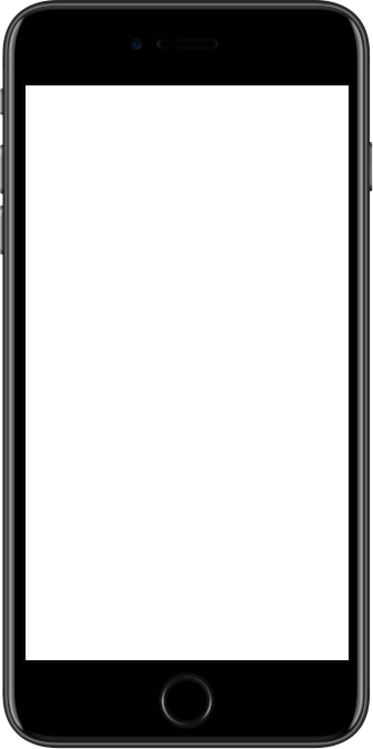 phone outline