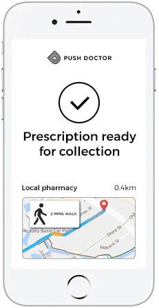 Push Doctor iPhone App