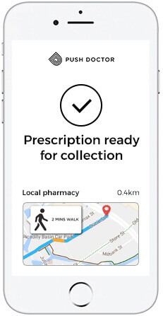 Push Doctor iPhone App