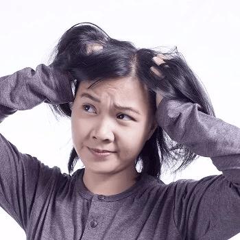 pulling-hair